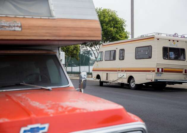 Curbside campers to San Francisco — thanks, but no thanks, we'll stay in the RV