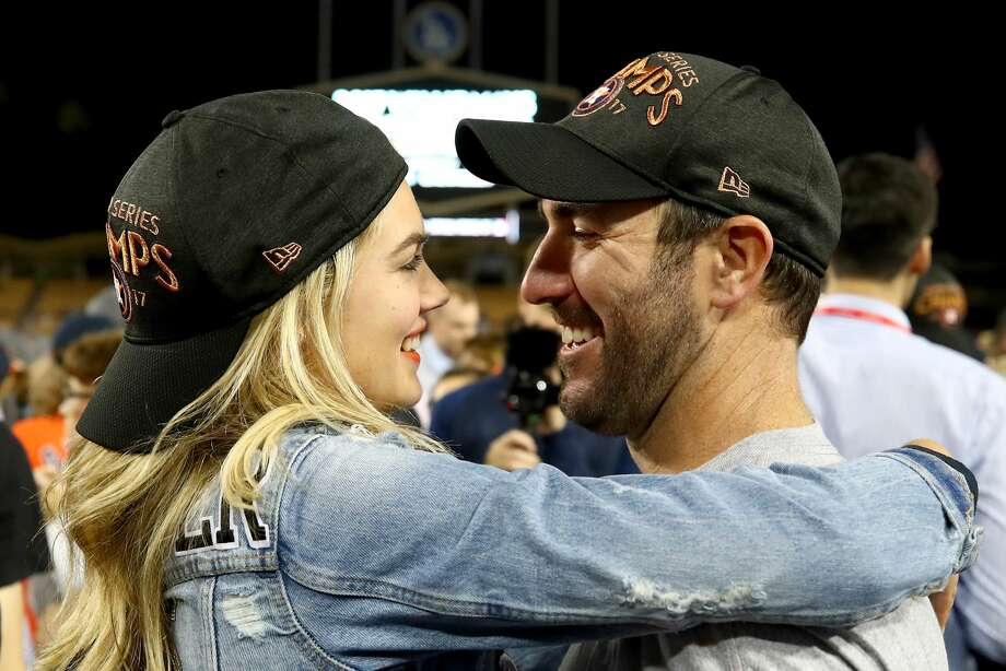 See why Kate Upton and Justin Verlander are the ultimate couple goals...  Photo: Ezra Shaw/Getty Images