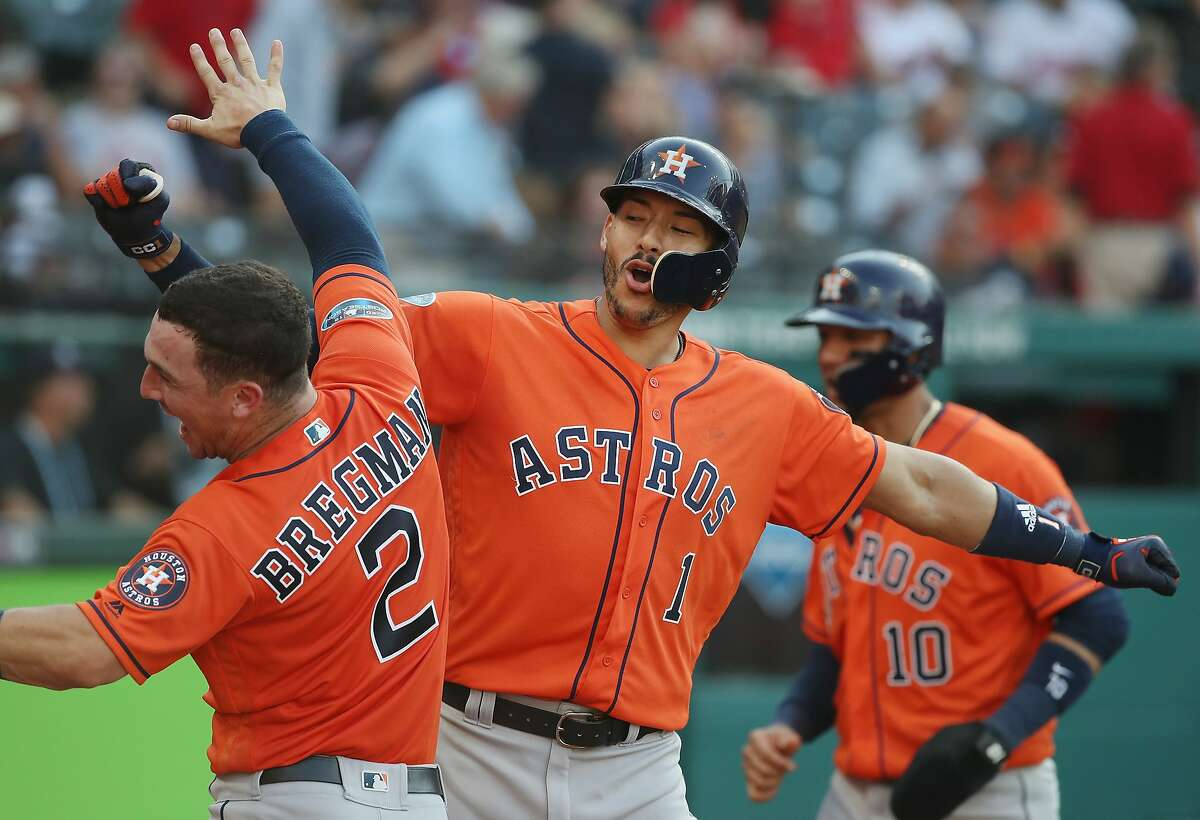 MLB's official Twitter account conducted multiple Twitter polls to determine which team had the best uniforms in all of baseball. >>Browse through the following gallery to see where the Astros stacked up against the competition.