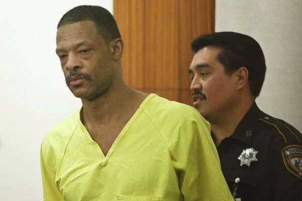Alleged Houston serial killer accused of having a shank in Harris