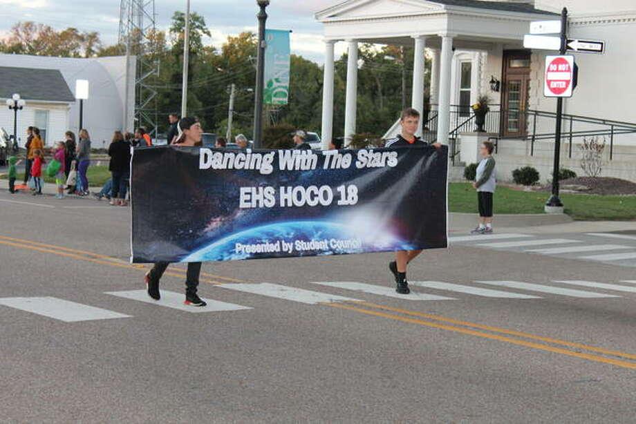 The 2018 Edwardsville High School Homecoming Parade Photo: Bill Tucker/Intelligencer