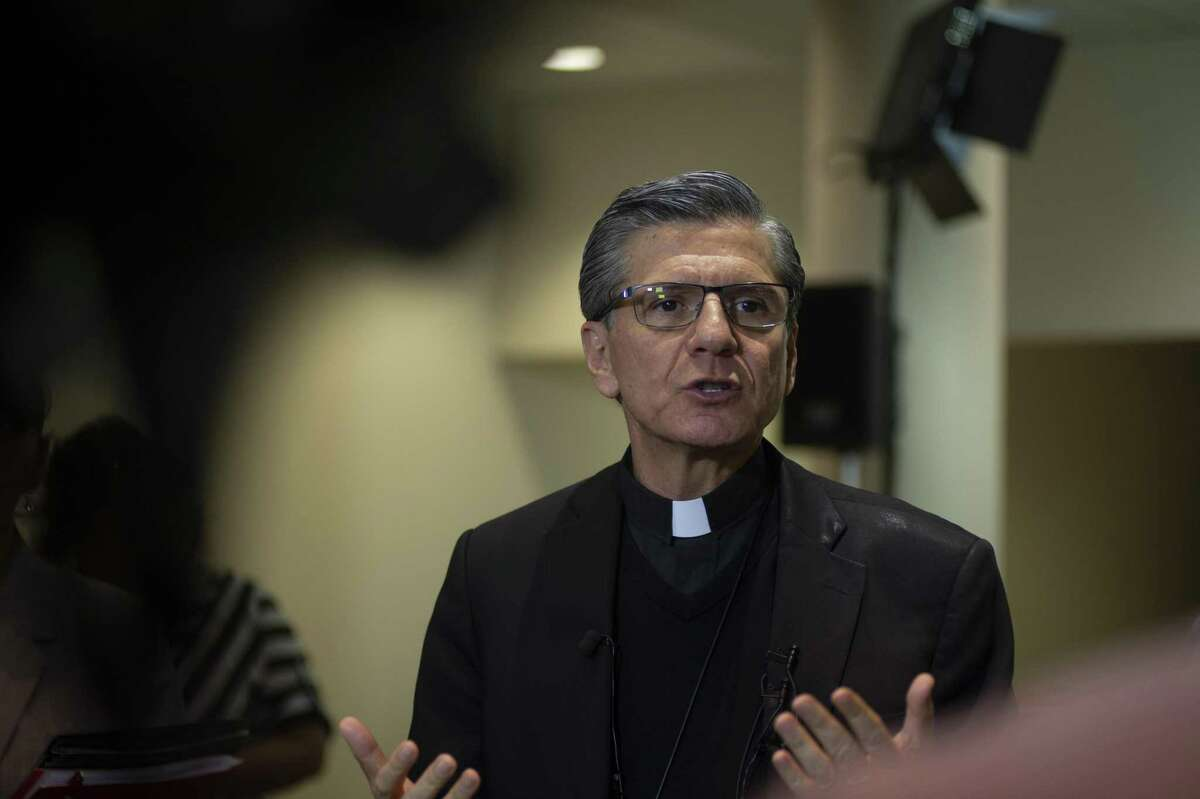 The archdiocese led by Archbishop Gustavo Garcia-Siller recently released the names of priests