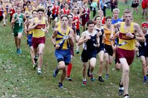 Ubly Cross Country Invitational - Boys Race