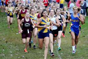 Ubly Cross Country Invitational - Girls Race