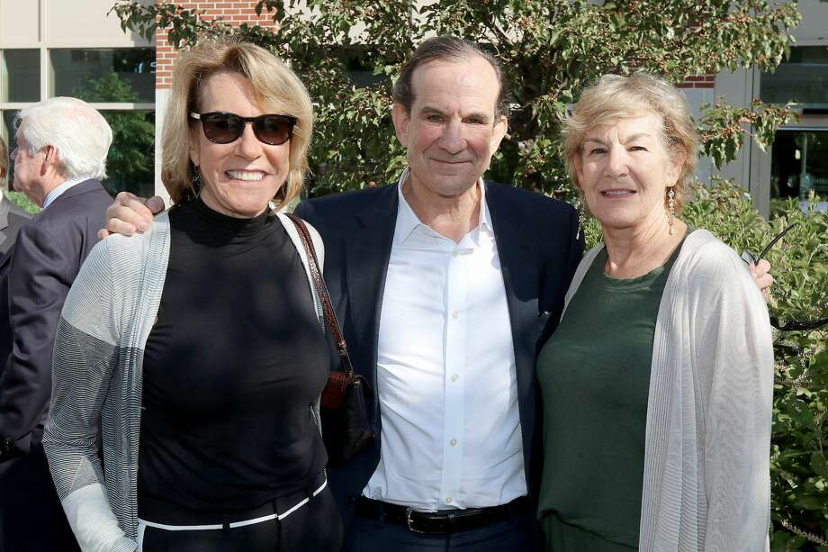 Were you Seen at the Blessing and Dedication of the  Swyer Family Garden at St. Peter's Hospital in Albany on Wednesday, Oct. 10th,  2018? Photo: Joe Putrock/Special To The Times Union