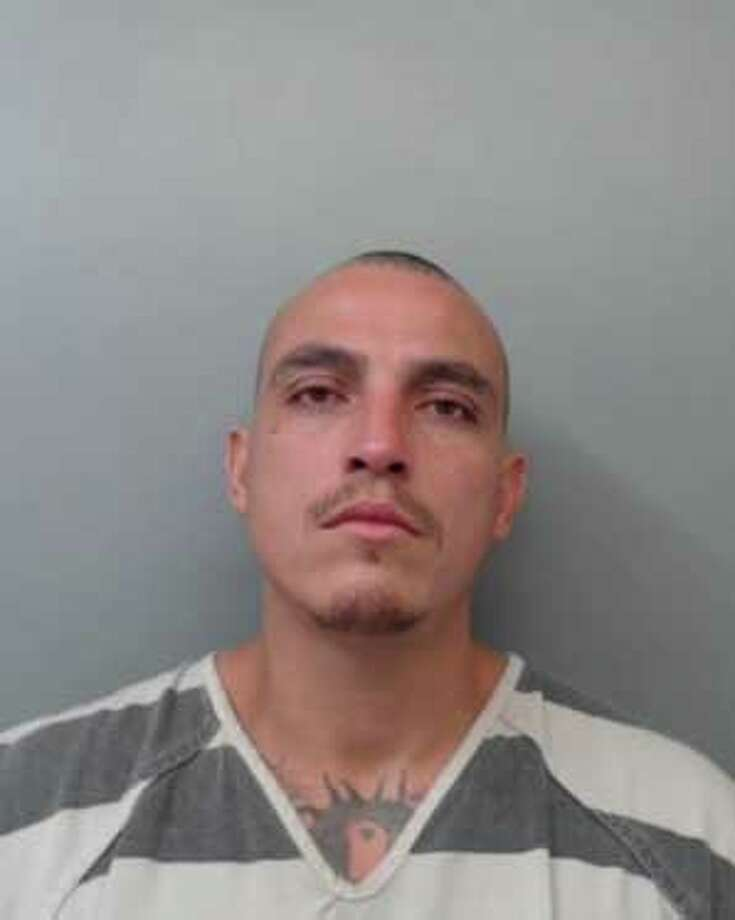 Edgar Sada, 32, was charged with aggravated assault causing serious bodily injury. Photo: Webb County Sheriff's Office