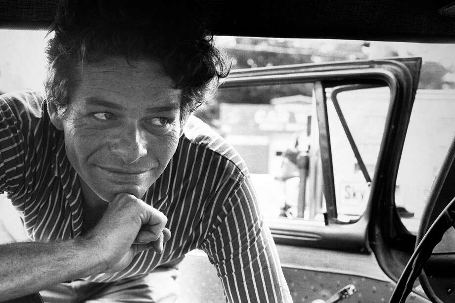 A portrait of Garry Winogrand, taken in 1965. Photo: Judy Teller, Center For Creative Photography, The University Of Arizona-Greenwich Entertainment / Judy Teller-Courtesy of Greenwich Entertainment