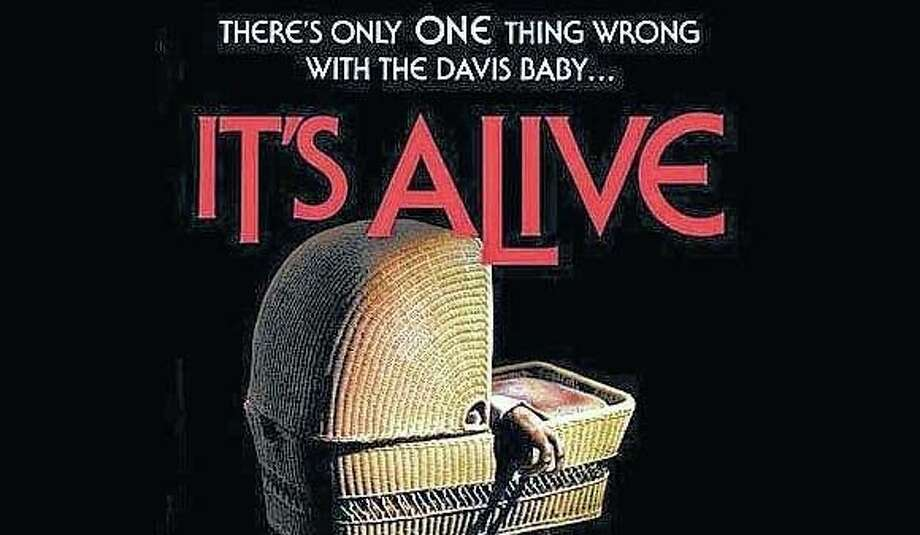 """It's Alive"" (1974), a B-horror movie, is the featured film this Friday at the ""Movies on the Patio"" event. Photo: Courtesy"