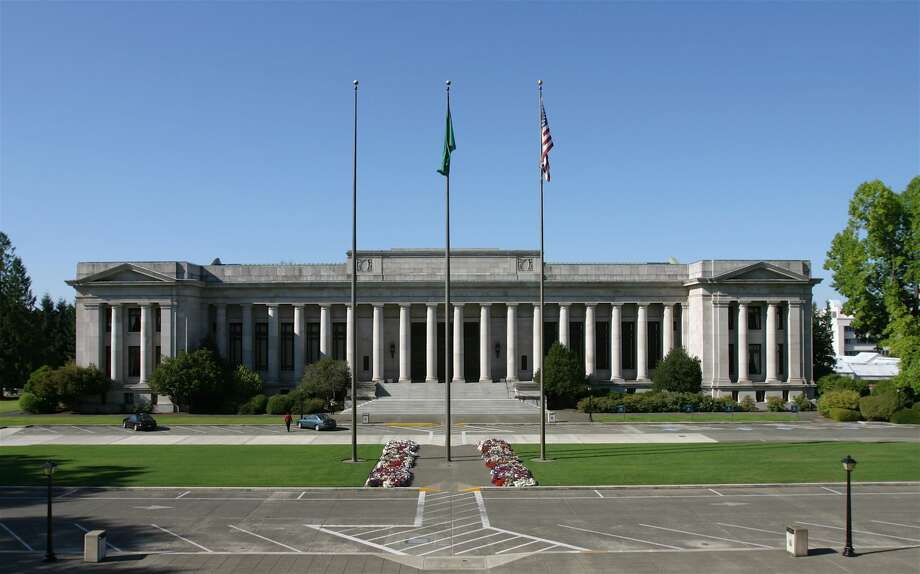 The Washington State Supreme Court building in Olympia. Photo: Wikimedia Commons/Cacophony