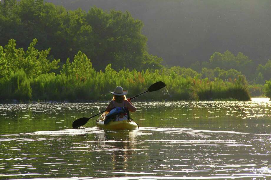 The Texas Parks and Wildlife Department added four new access points for fishing and kayaking the Llano River, using a grant intended to increase public access to rivers. Photo: Shannon Tompkins / Houston Chronicle