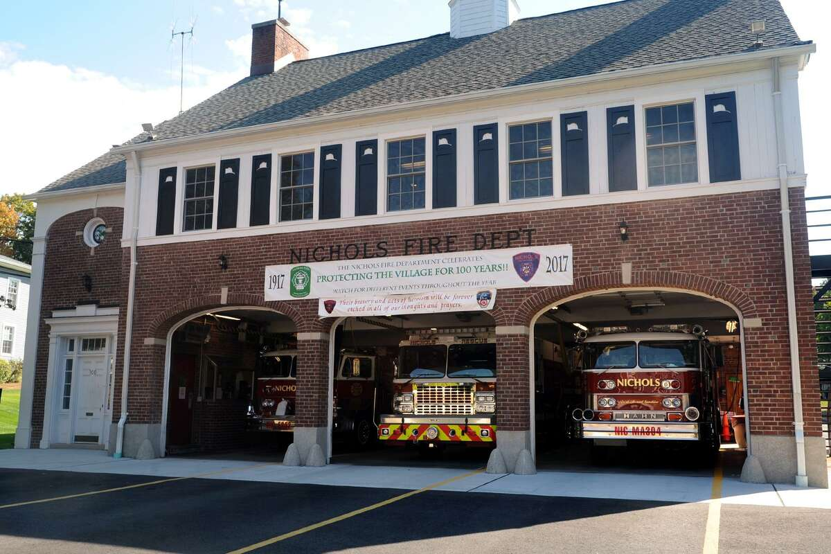The Nichols Fire Department in Trumbull, Conn. celebrated its 100th anniversary in 2017.