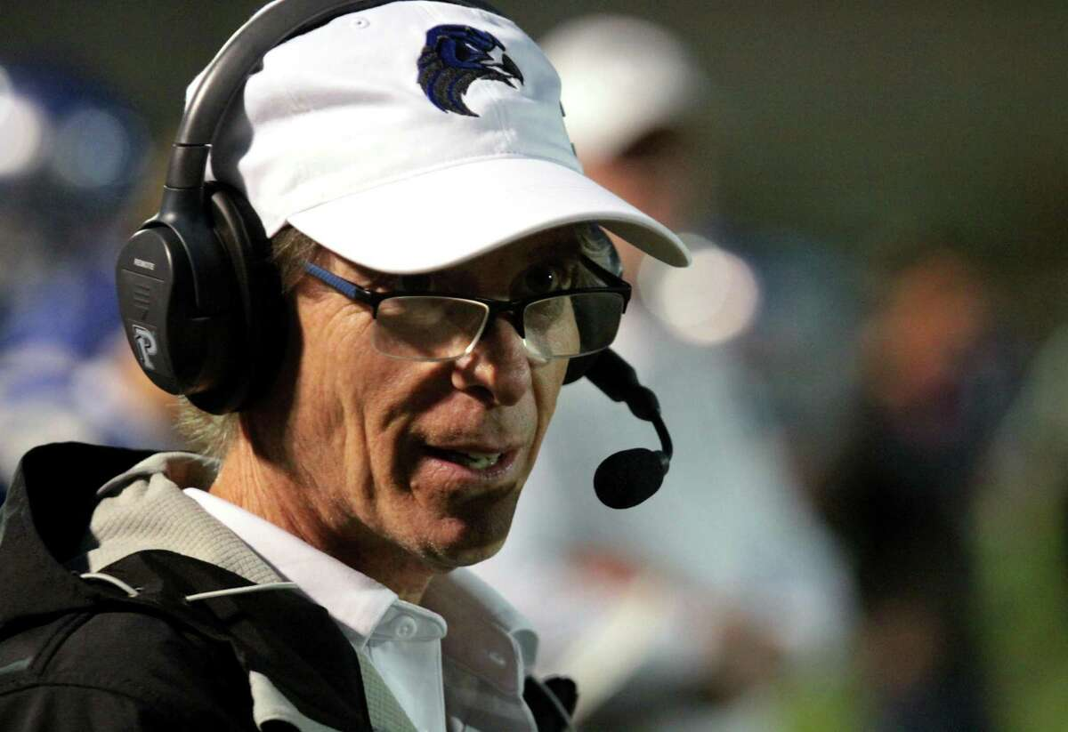 Fairfield Ludlowe head coach Mitch Ross has the Falcons off to a 4-1 start this season.