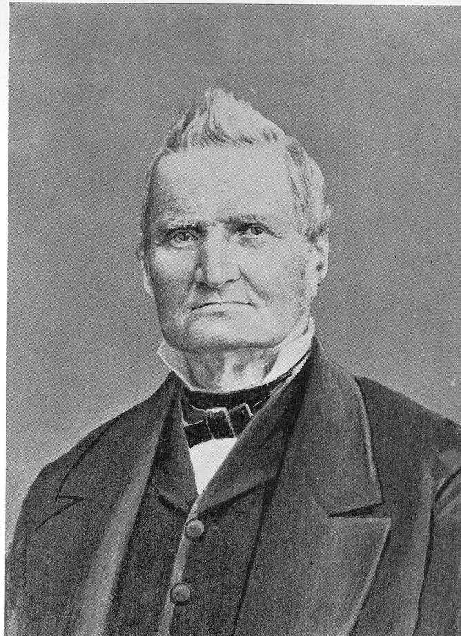 The photo is Andrew Trubee (1790-1875), grandson of Andris Trubee. Photo: /
