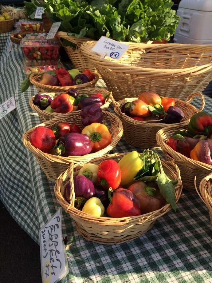 Urban Harvest Farmers Market 2752 Buffalo Speedway, Houston Saturdays 8 a.m.-12 p.m.City Hall Farmers Market901 Bagby Street, Houston Wednesdays 11 a.m.-1:30 p.m.Courtesy ChristiAnn V./Yelp  Photo: Courtesy ChristiAnn V./Yelp