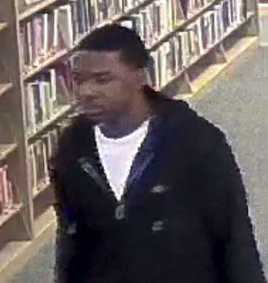 Hamden police are looking for help identifying this man. Photo: Courtesy Of Hamden PD