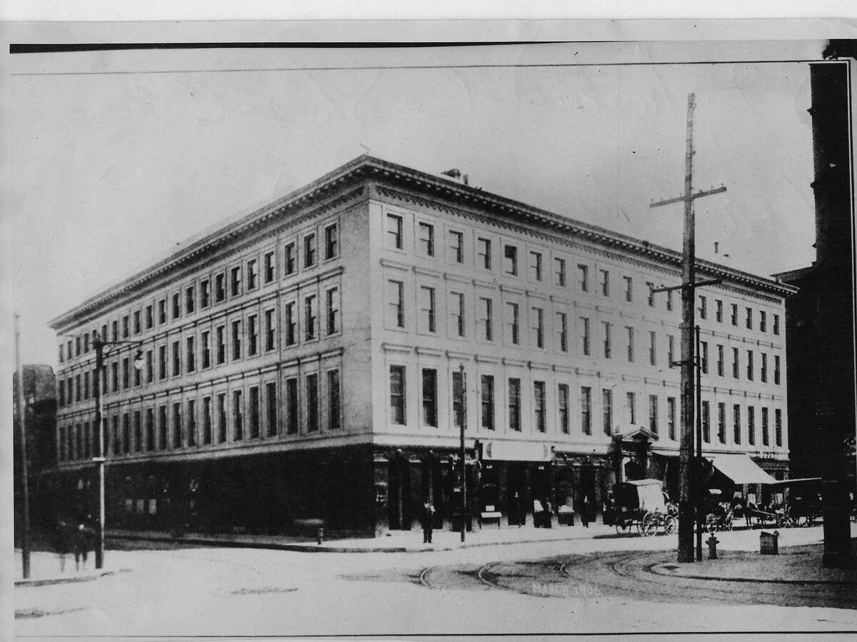 Montgomery Block March 1906 Handout