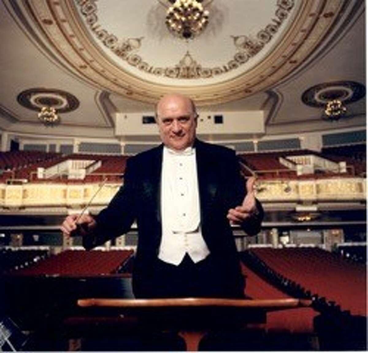Conductor Charles Schneider