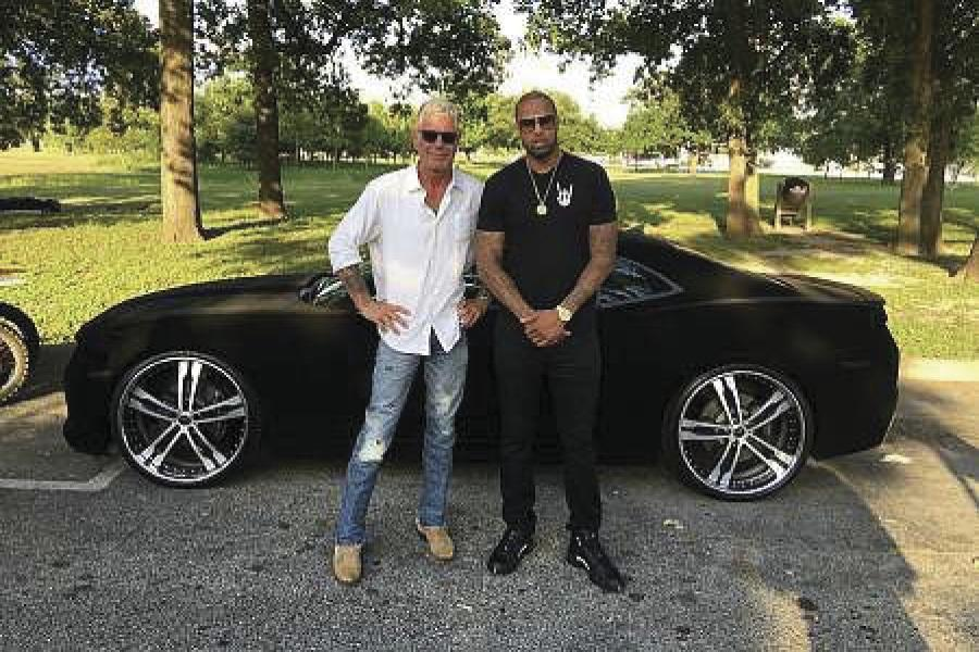 Fame of Slim Thug goes beyond his custom and classic car collection