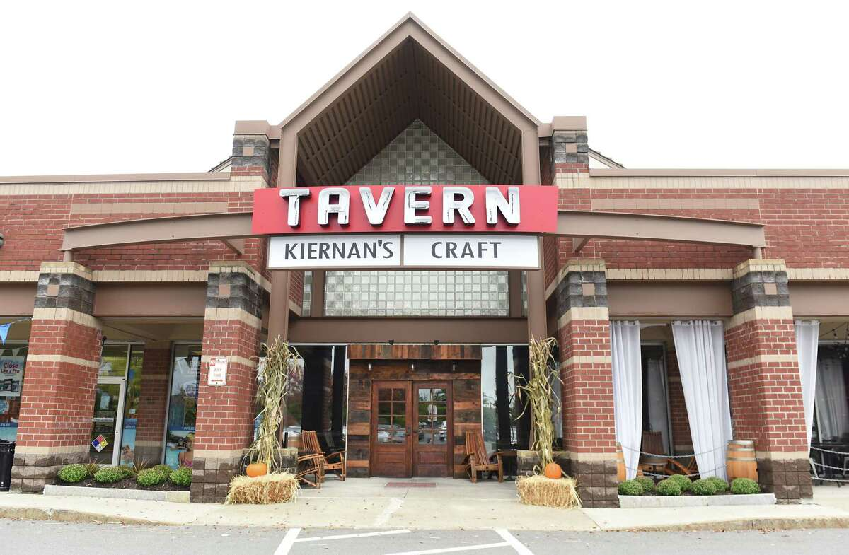 Exterior of Kiernan's Craft Tavern Wednesday, Oct. 3, 2018 in Latham, N.Y. (Lori Van Buren/Times Union)