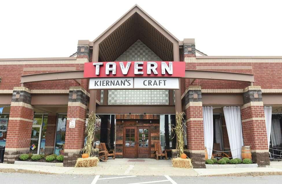 Exterior of Kiernan's Craft Tavern Wednesday, Oct. 3, 2018 in Latham, N.Y. (Lori Van Buren/Times Union)