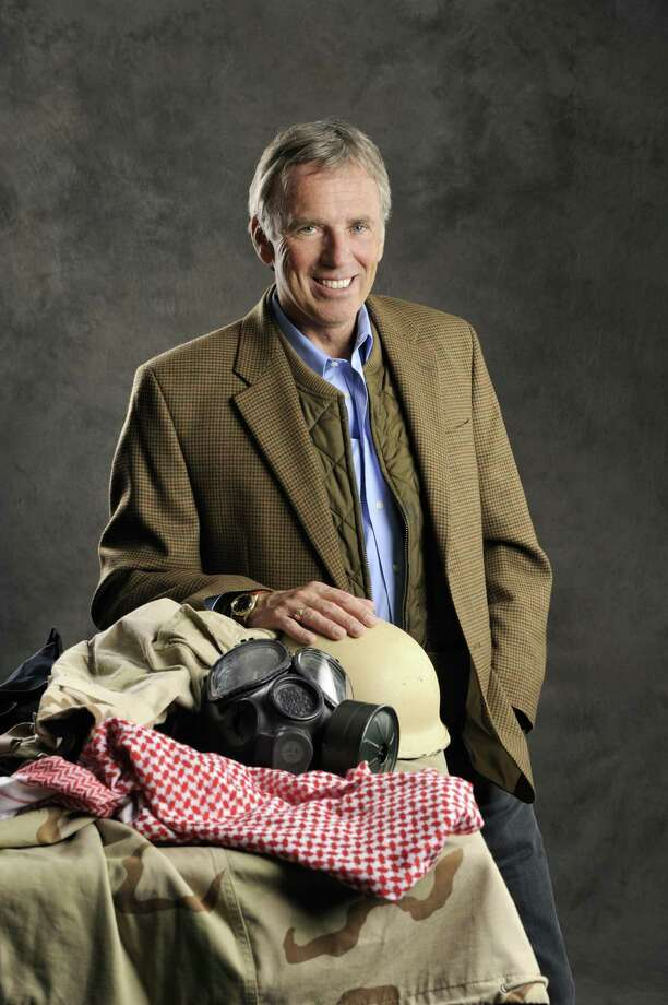 WAR JOURNALISM: Tim Malloy, a 32-year veteran of local and network television news, will be at Ireland's Great Hunger Museum at Quinnipiac University to host a program on contemporary war journalism on Oct. 18 from 5:30-6:30 p.m. Admission is $5 for the general public and free for Quinnipiac students. Registration is required for all at ighm.org. Photo: Courtesy Of Frank Poole / Copyright Frank Poole 2010