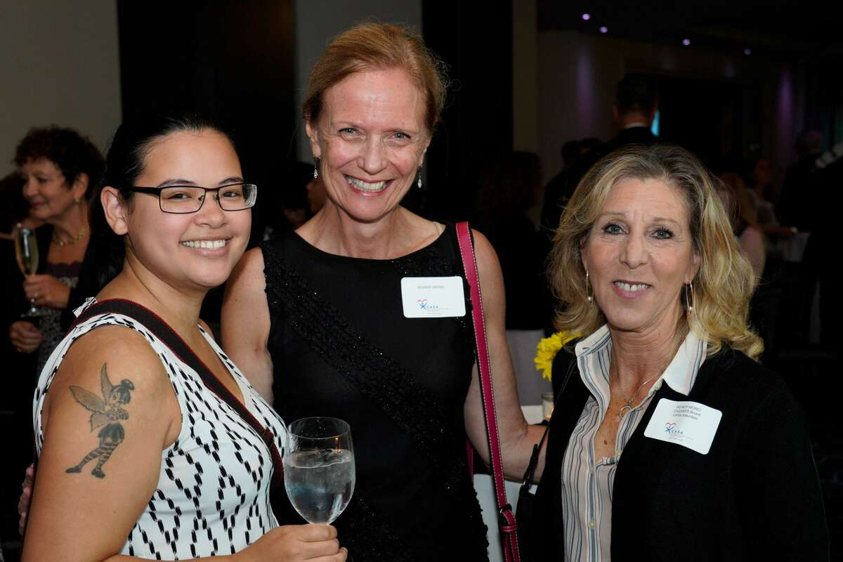 Were you Seen at the Diamond & Hearts for New York's Children event held by Court Appointed Special Advocates for Children of New York State (CASANYS) at 677 Prime in Albany on Oct. 10, 2018?