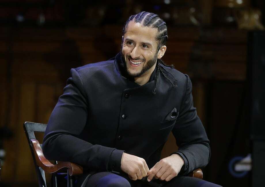 Colin Kaepernick Photo: Steven Senne / Associated Press