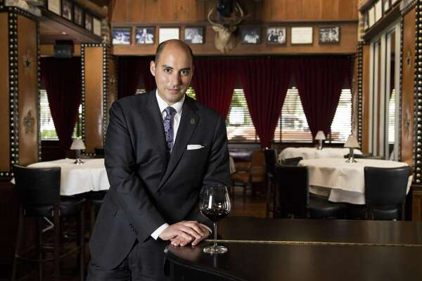 Pappas Bros. Steakhouse wine director Steven McDonald