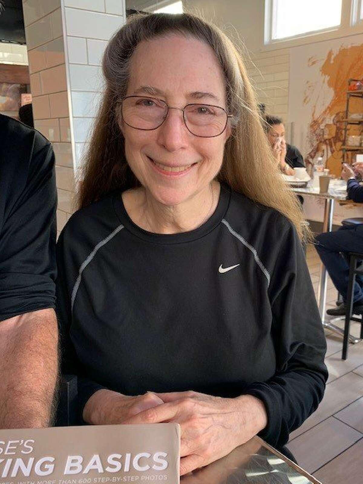 "Rose Levy Beranbaum, author ""Rose's Baking Basics"""