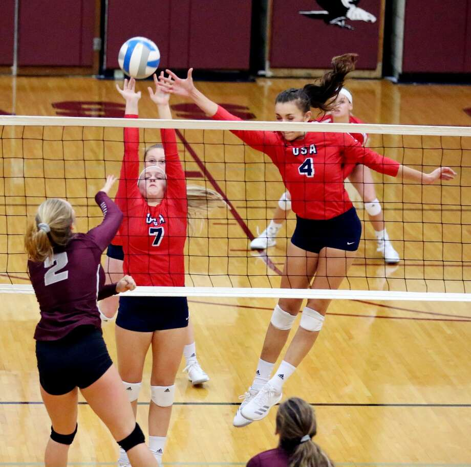 USA at Cass City — Volleyball Photo: Paul P. Adams/Huron Daily Tribune