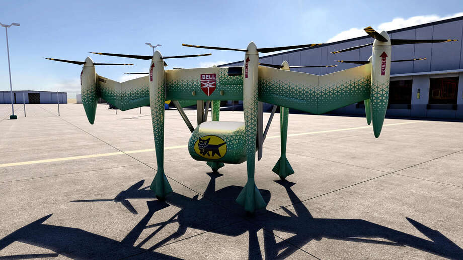Japanese delivery firm Yamato to develop 'flying truck' with US helicopter firm