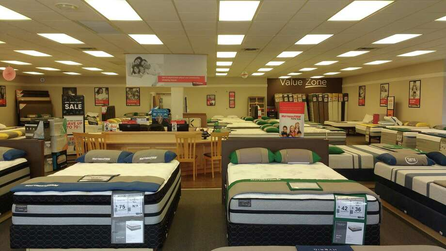 Mattress Firm added stores in Danbury and Orange to its running list of bankruptcy closures, bringing to eight the number of locations it is exiting in Connecticut. Photo: Bill Montgomery / Houston Chronicle