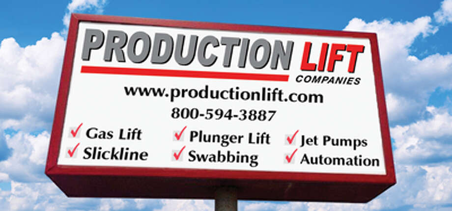 At Production Lift Companies, they work as a team to help you maximize  production on each well. For a free well evaluation, call Production  Lift at 432-699-1200 or 800-594-3887. Photo: Courtesy