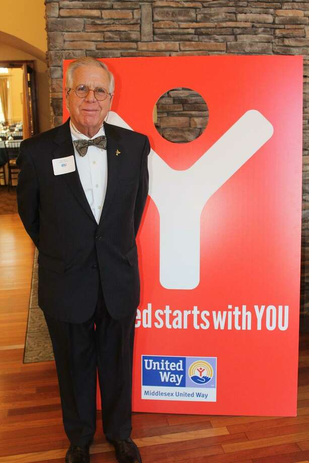 Harry Eben Burr is the honoree of the Middlesex United Way's seventh annual roast. He is a longtime supporter, volunteer and friend of the nonprofit organization. Photo: Contributed Photo