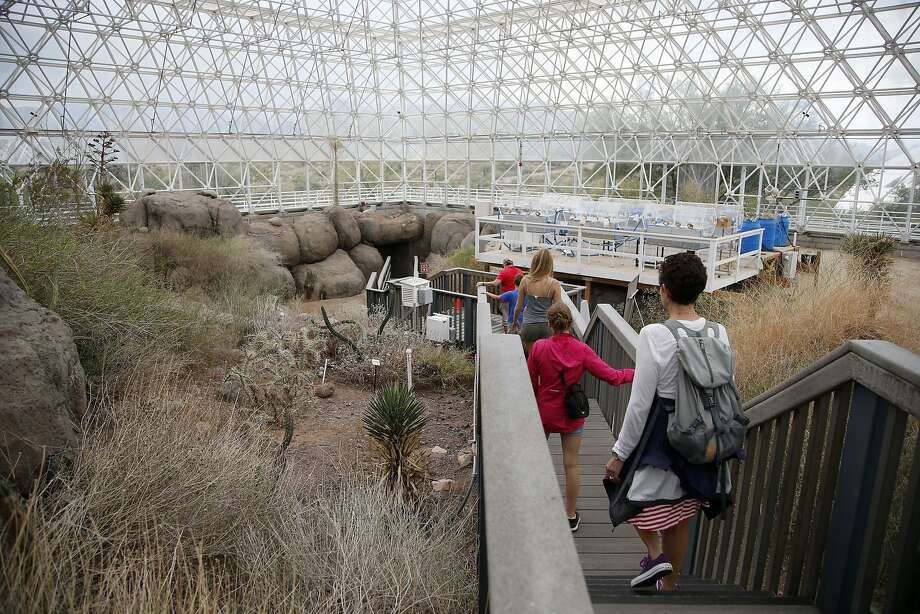 Legacy of Biosphere 2 lives on long after original group left enclosure