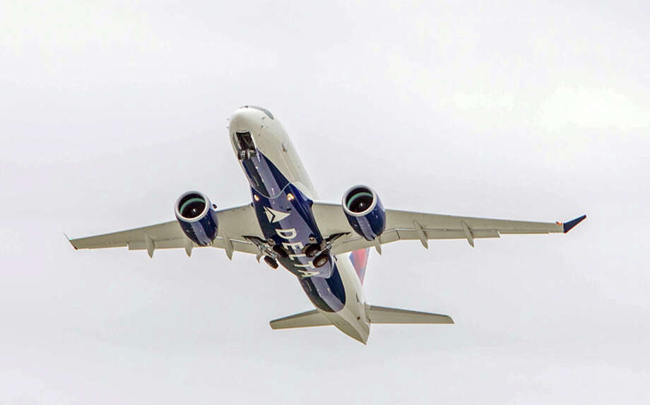 Delta will start flying its new A220s in January. Photo: Delta