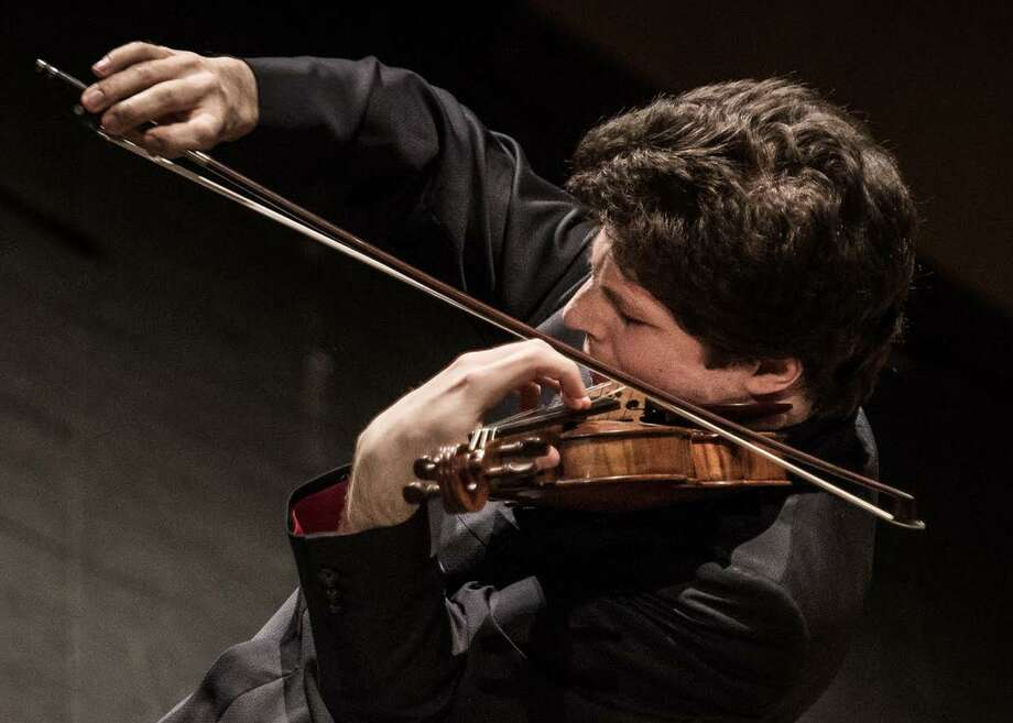 Augustin Hädelich will perform with the San Antonio Symphony. Photo: Luca Valentina