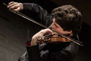 Augustin Hädelich will perform with the San Antonio Symphony.