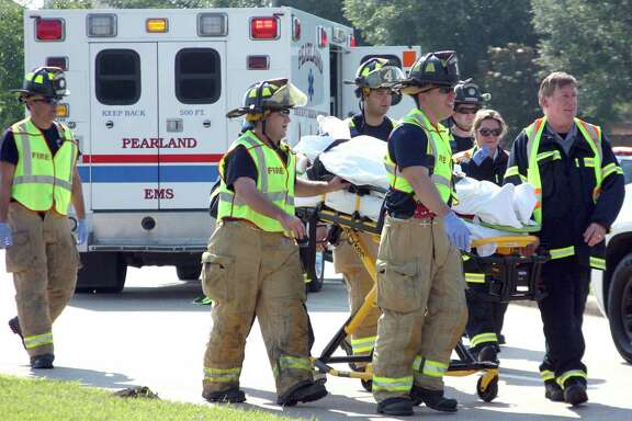 The city of Pearland is adding stations and staff to its fire department.