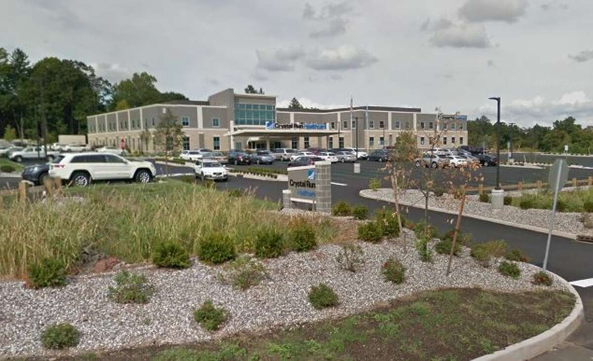 A Google street view image of Crystal Run's West Nyack medical office building.