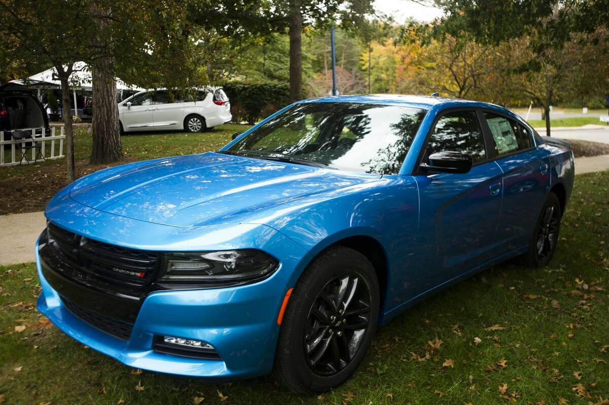 Dodge Charger Stopped at Interstate 10, milepost 812 (Chambers County) Alleged speed: 103 Posted speed: 65
