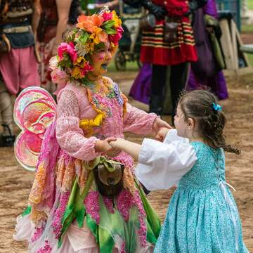 Faces in the Crowd: Renaissance festival is a family affair