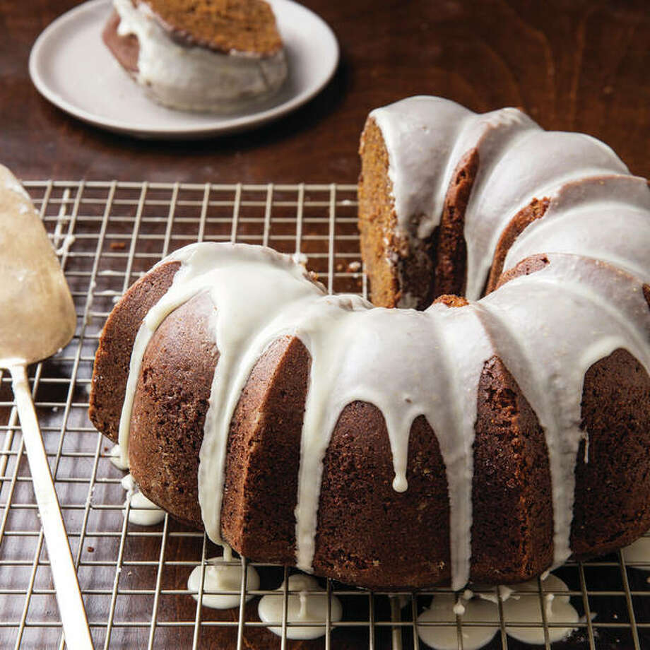 "This undated photo provided by America's Test Kitchen in September 2018 shows a bold and spicy gingerbread bundt cake in Brookline, Mass. This recipe appears in the cookbook ""The Perfect Cake."" Photo: Associated Press"