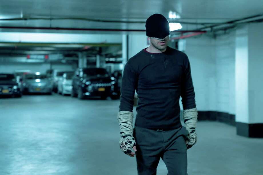"""Charlie Cox returns as Marvel's man without fear in Season 3 of """"Daredevil."""" Photo: David Lee / Netflix / Netflix"""
