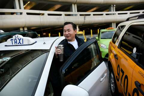 SF proposes relief for desperate taxi drivers  They say it's