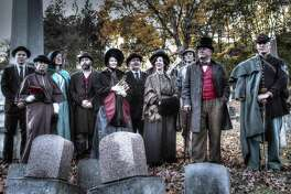 Washington and Winchester are holding cemetery tours this month. The Winsted Civil War Soldiers' Monument 6th Annual Historic Cemetery Walk will be held Saturday, Oct. 20 at South Cemetery in Winchester Center.