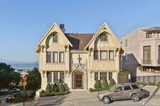 Iconic location and views in this Russian Hill abode, asking $11M and offering adjacent lot for another $3M