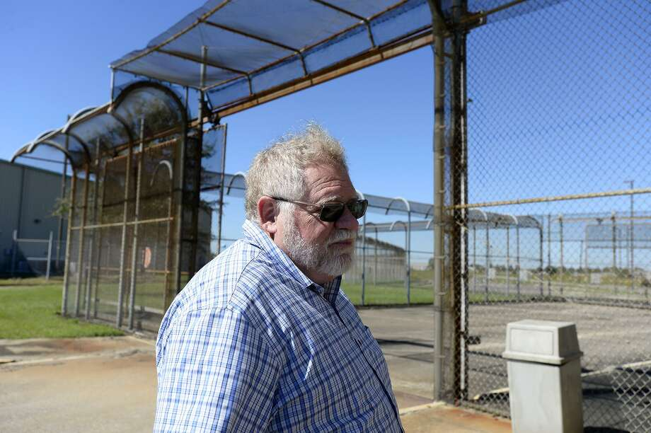 Mike Conner talks at the Dream Center of Southeast Texas on Wednesday. The faith-based group is opening in the former Al Price State Juvenile Correctional Facility.  Photo taken Wednesday 10/10/18  Ryan Pelham/The Enterprise Photo: Ryan Pelham / The Enterprise / ©2018 The Beaumont Enterprise