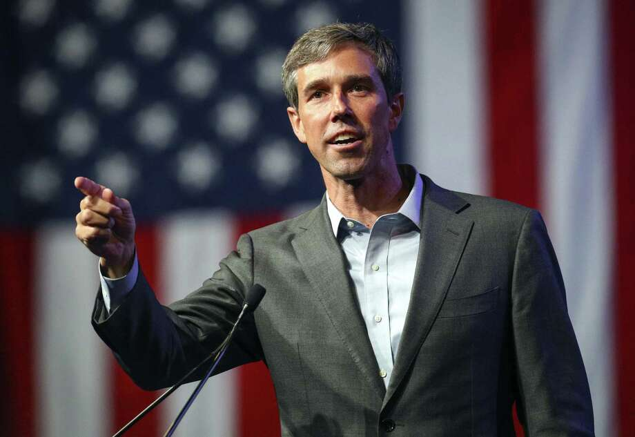 Beto O'Rourke's campaign is pushing back against false claims that accuse him of funding the entrance of undocumented migrants into the country.  >>> See photos of the Central America migrant caravan traveling in Mexico. Photo: Richard W. Rodriguez, FRE / Associated Press / FR170526 AP