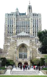 Top 50: 300-year relationship molded New Haven and Yale